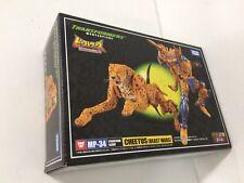 IN STOCK! TAKARA Transformers Masterpiece MP-34 Beast Wars Cheetor NEW US SELLER