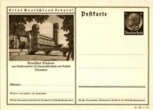 Lernt Deutschland kennen! München, Deutsches Museum - 40-162-1-B1 - nicht gel.