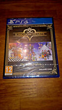 KINGDOM HEARTS THE STORY SO FAR VF 1er édition [Complet] Ps4 Neuf