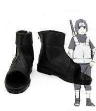 NARUTO Uchiha Itachi Cosplay Kostüm Ninja Schuhe Shoes chaussure scarpa zapato