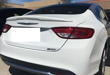 PRE-Painted for 2015-2017 CHRYSLER 200 Custom-Style Rear Spoiler New All Colors