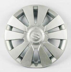 1x Brand NEW Genuine Suzuki Alto Wheel Trim Replacement Silver 43250M68K20-27N