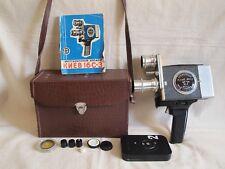 KIEV 16 C-3 16mm MOVIE CAMERA 2,8/20mm 3,5/50mm Lens