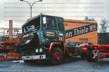 LKW Foto Volvo F12 F1220 Zugmaschine aus Berlin / Unfall - 10x15cm /LF29