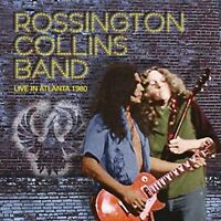 ROSSINGTON COLLINS BAND - LIVE IN ATLANTA 1980  2 CD NEW+