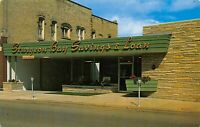 Sturgeon Bay Wisconsin~Savings & Loan Association~Enter in Rear~1962 Postcard