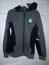 Boston Celtics basketball Hooded Sweatshirt jacket NBA shirt NEW Ladies Medium