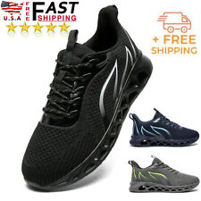 Men's Athletic Sports Shoes Running Outdoor Casual Walking Tennis Gym Sneakers