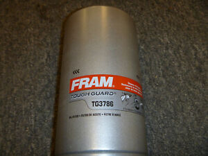 1995-2002 Fram Ford F-350 E-350 Tough Guard Engine Oil Filter TG3786 OEM New
