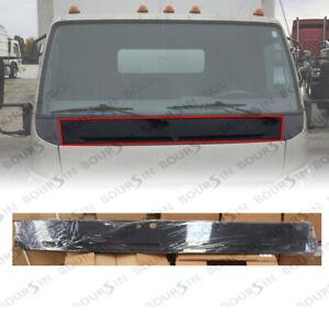 Front Panel Garnish For Mitsubishi Fuso Canter FE FG 2005-2011 Black