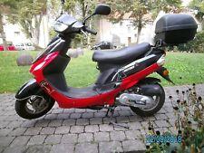 Motorroller 50ccm,NOVA Motors Type  ZN50QT-11 DEFEKT aber fahrbereit