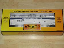 MTH Rail King O Scale Ontario Carbonate Inc. 33K Gallon LPG Tank Car NIB