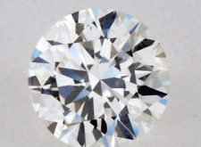 0.49 CT I COLOR ROUND VS2 EGL LOOSE DIAMOND ENGAGEMENT TAXFREE Gift