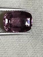 2.00 Ct. Natural Purplish Pink Spinel Burma (Mogok) Unheated Gemstone For Ring