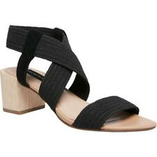 Steven By Steve Madden Womens Release Suede Heel Sandals  Shoes BHFO 9942