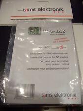 Tams LD-G-32.2 41-01420-01 Lokdecoder ohne Kabel  MM/DCC