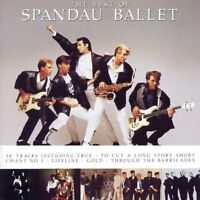 Spandau Ballet Best of (18 tracks, 1991) [CD]