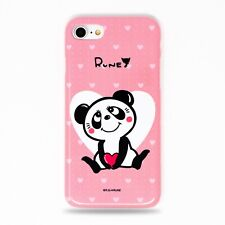 Made in Japan Cute Panda Snap Case Pink for iPhone 7 / iPhone 8