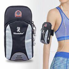 Outdoors Premium Elastic Running Armband | Large Capacity Upper Arm Band Holder