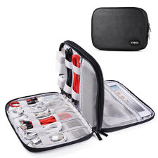 Pouch Storage USB Cable Electronic Accessories Bag Organizer Travel Case TK306
