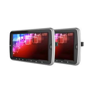 "Axis AX1810 10.1"" Ultra Thin LED Clip On Headrest DVD Players -  AUS WARRANTY!"