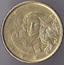 coin RRR 10 euro cent Italy rare error difetto di conio without date and stars