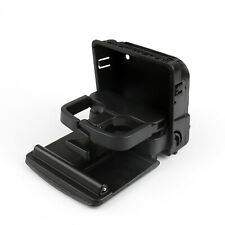 Rear Armrest Central Console Cup Holder For VW Jetta Gti MK5 Golf MK6 Black BS2.