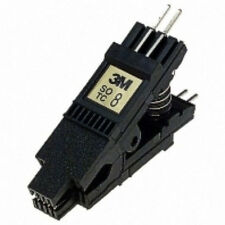3M SOIC 8 pin Testclip test clip for SOP EEPROM 24,25,93CXX 24C02 93C46 ICSP US