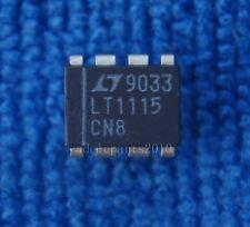 1pcs LT1115CN8 LT1115 Ultra-Low Noise, Low Distortion, Audio Op Amp