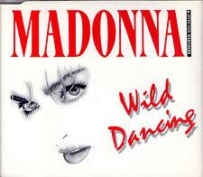 MAXI CD SINGLE 2T MADONNA WILD DANCING PRESSAGE UK 1993 RRSCD 3006
