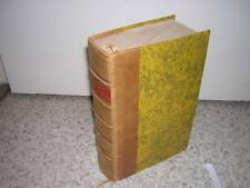 1824.Histoire vie et ouvrages de Jean de La Fontaine / Walckenaer.Bon ex.