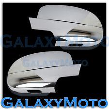 07-13 Chevy Silverado+Avalanche Chrome Full Mirror Cover 1 piece Design - A Pair