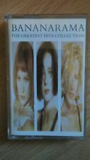 Bananarama - The Greatest Hits Collection - Cassette Tape, Used Very Good