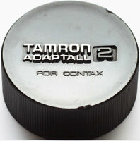 Tamron Adaptall 2 Rear Lens Cap For Contax Yashica C/Y CY Bayonet Mount Original
