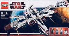 Lego Star Wars 8088 ARC-170 Starfighter 100% Complete Boxed Minifigs Booklet