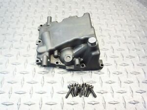 2007 06-08 Kawasaki Ninja 650R EX650R Oil Pan Engine Motor Bottom Cover Bolts