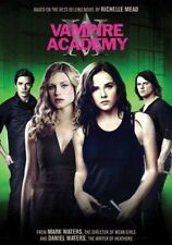 Vampire Academy 0013132611761 With Zoey Deutch DVD Region 1