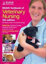 BSAVA Textbook of Veterinary Nursing by Barbara Cooper 9781905319268 | Brand New