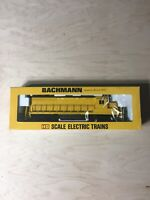 Ho Scale Bachmann GP-40 Dummy Locomotive Santa Fe New Open Box