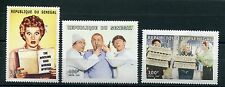 SENEGAL, 1999, LOT 3 timbres neufs**, VF MNH STAMPS
