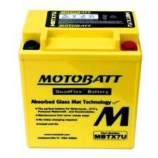 New MotoBatt AGM Battery For Suzuki DR125SE DR200SE DR250SE DR350SE Motorcycles