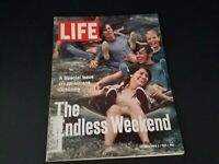 Magazine Vintage Life Magazine September 3 1971 Americans Outdoors Weekend