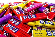 PEZ Candy Refills Wrapped - Assorted Fruit Flavors - 15oz SUPER SAVER