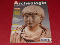 [REVUE ARCHEOLOGIA] N° 311 # AVRIL 1995