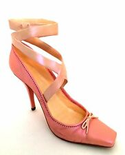 Raine Just The Right Shoe Encore 25372 Pink Miniature Retired 2002