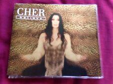 CHER - BELIEVE - CD SINGLE