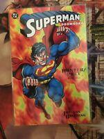 Superman Doomsday Hunter Prey book #1 DC Comics 1994
