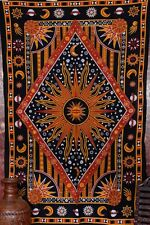 Indian Psychedelic Tapestry Hippie Wall Hanging Twin Celestial Dorm Decor Throw