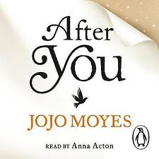 JOJO MOYES---AFTER YOU--10 CD AUDIO BOOK  BRAND  NEW SEALED