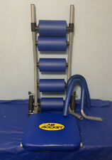 AB ROCKET Blue Abdominal Exercise Machine Home Workout Gym Fitness Core Toning